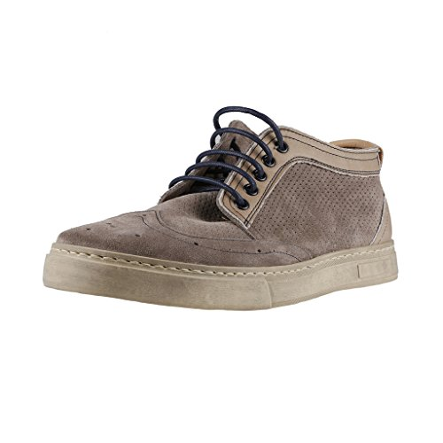 Homme Italia In Taupe Gioele Montantes Made wyqIPUvw