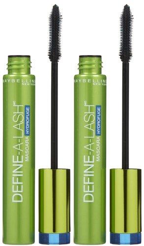 Maybelline New York Define-A-Lash Lengthening Waterproof Mascara, Very Black 811, 0.22 Fluid Ounce