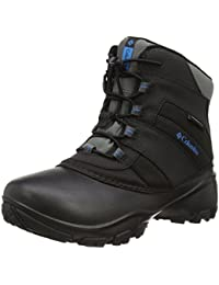 Unisex-Kids Youth Rope Tow III Waterproof Snow Boot