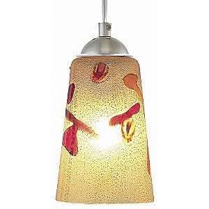 Carnevale Kandinsky Gold Pendant by Oggetti Luce - Ceiling Pendant