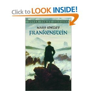 Frankenstein (Dover Thrift Editions) [Paperback]