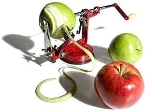 Pinzon Apple and Potato Peeler, Corer, and Slicer