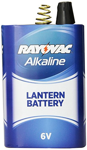 6 Volt Lantern Battery - 7