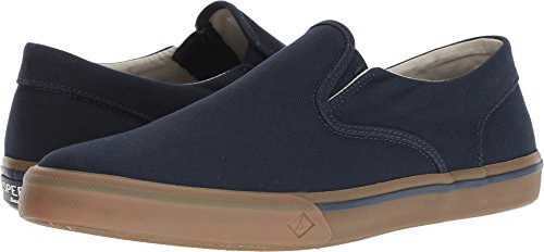 Men's Gum 10 Navy Sperry II M US Twin Striper Canvas Gore 4dfdqn