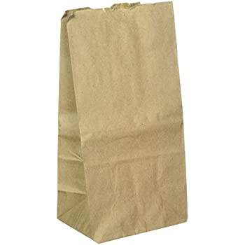 4251ede4eefa Brown Paper Lunch Bag (40 Bags) XL Heavy Lunch Bags, 60% Larger Than  Standard Bags