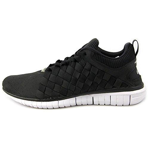 Nike Free Og 14 Vävda Mens Svart / Svart / Kallt Grå / Vit Från 725.070 Till 001 Svart
