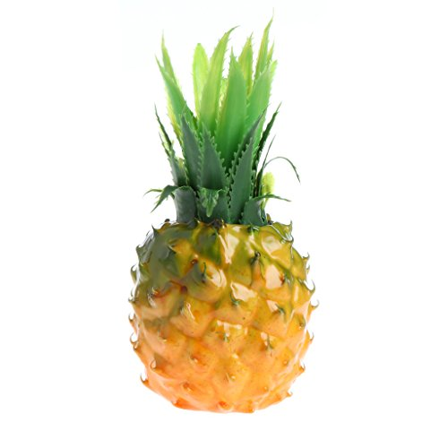 - Misright Foam Artificial Fruit Simulation Fake Pineapple Home Kitchen Wedding Party Garden Decor