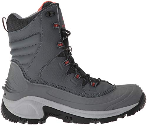 Red Women's Bugaboot Columbia Boot Mid Calf III Canyon Graphite 0d6Rwz