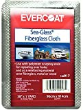 Siam Shopping Evercoat Fiberglass Cloth 44'' X 1 Yard 100911 Boat Marine