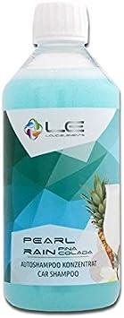 Liquid Elements Pearl Rain Autoshampoo Konzentrat Pina Colada 500ml Drogerie Körperpflege