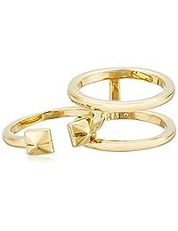 Rebecca Minkoff Stud Puzzle Ring, Size 7