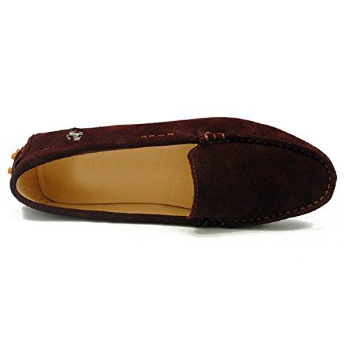 Minitoo - Ballet mujer marrón