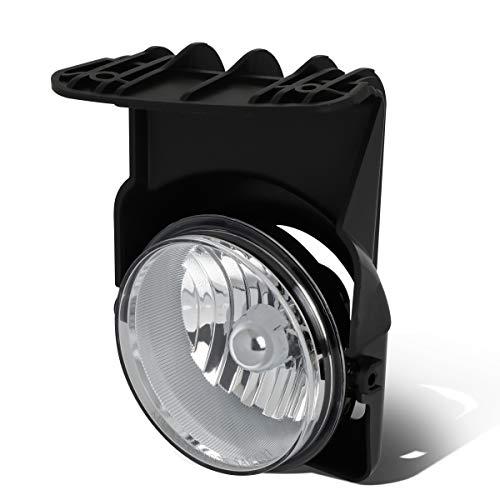 For 03-04 GMC Sierra Truck OE Style Front Bumper Driving Fog Light/Lamp (Left/LH/Driver) ()