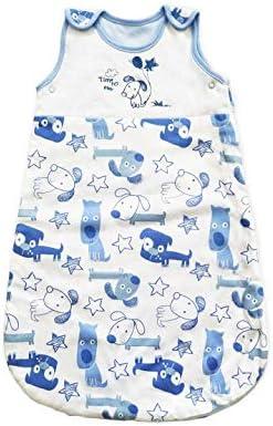 My Little World Nursery Baby Pink Blue Boys Girls Sleepbag Bird Dog 2.5 Tog Sleeping Bag 6-12mnths, Pink Bird Motif