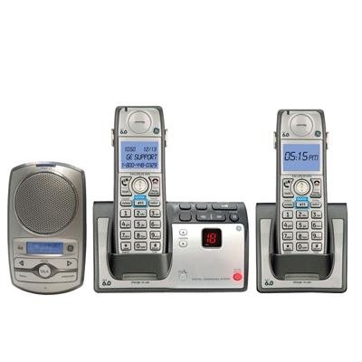 Thomson Dect Telephone - GE 28223EJ3 Dect 6.0 Digital Cordless Speakerphone System
