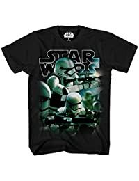 Big and Little Boys' The Force Awakens T-Shirt