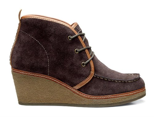 OluKai Wali Wedge Suede - Women's Rosin / Silt sale tumblr cheap get to buy manchester great sale online new cheap online ZweyhUy