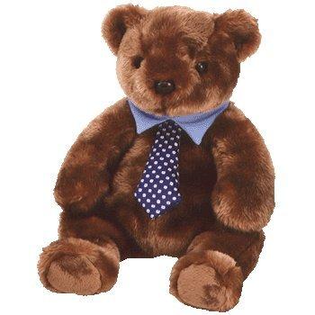 (Ty Beanie Buddies Hero - Father's Day Bear)
