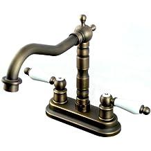 4 Inch Spread Faucet