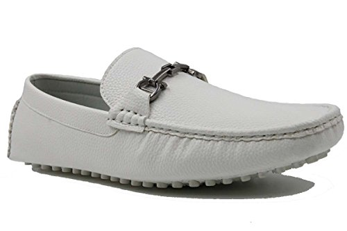 Men's Exterior Stitching Slip On Loafers