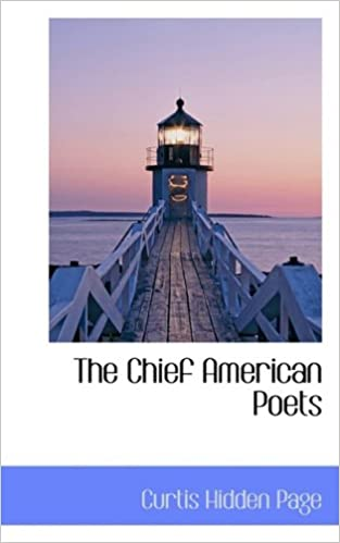 Book The Chief American Poets