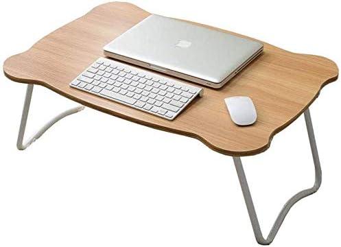 WYJW Laptop Cama Mesa Escritorio Plegable Bandeja para portátil ...