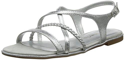 Tamaris Argento Donna Cinturino con 28129 Sandali Silver Caviglia alla 7qa7Swx
