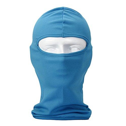 Football Face Mask (Seoget Candy Color Ultra Thin Ski Face Mask Under A Bike/Football Helmet -Balaclava)