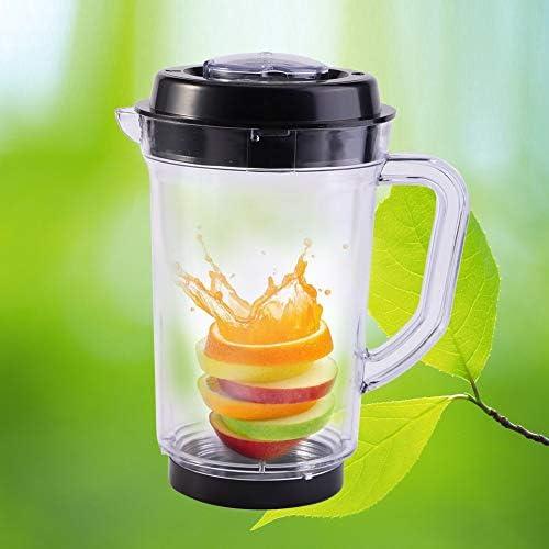 AXAA Taza de Leche, Taza de licuadora exprimidora de Moda, Hielo triturado Elegante para Jugo de Frutas para moler en seco