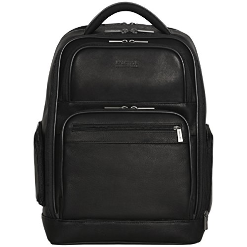 n Colombian Leather Dual Compartment 15.6
