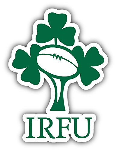 Ireland Rugby Art Decor Vinyl Sticker