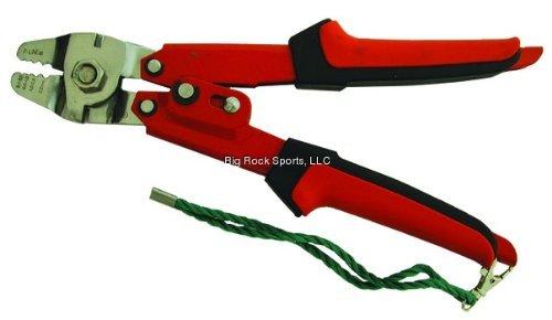 P-Line Deluxe Carbon Steel Hand Crimper