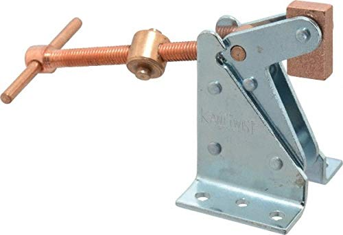 1,500 Lb Holding Capacity, 3'' Max Opening Capacity, Manual Hold Down Clamp pack of 3