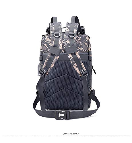 To Backpack Riding Increase 3p Men Gray Camping Military 40l900d Grossartig Original Enthusiasts Hiking Package Bag Assault Tactical And Women wzHIqqtY