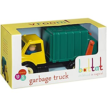 Amazon Com Playmobil Green Recycling Truck Toys Amp Games