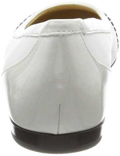 Bianco Bianco Appartamenti Donne Lamulay Delle C Geox D Balletto c1000 WC7vSz