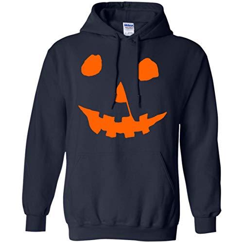 Halloween Movie Jack-O'-Lantern Hoodie
