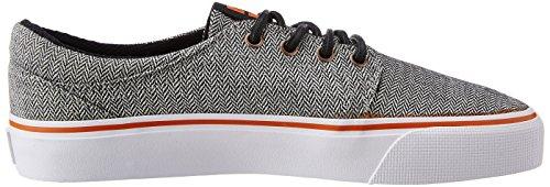 TRASE Sneakers Grey Herren Grey Orange SEXKSK DC TX axqfId