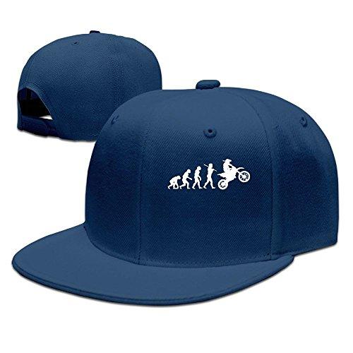 - WYF Men&women Evolution Motocross Fashion Baseball Navy Caps Hats Adjustable Snapback