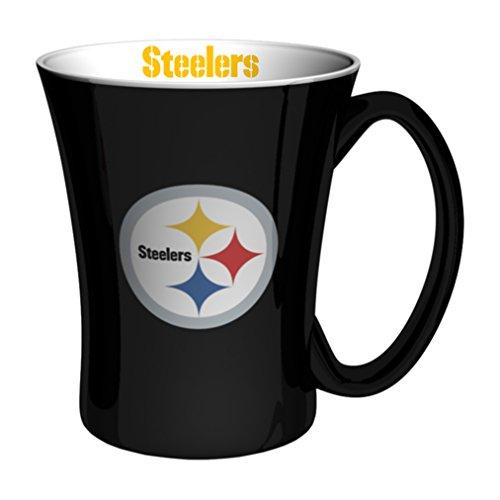 NFL Pittsburgh Steelers Victory Mug, 14-ounce, (Nfl Pittsburgh Steelers Coffee Mug)
