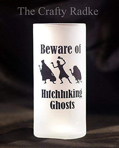 Hitchhiking Ghosts Candle -
