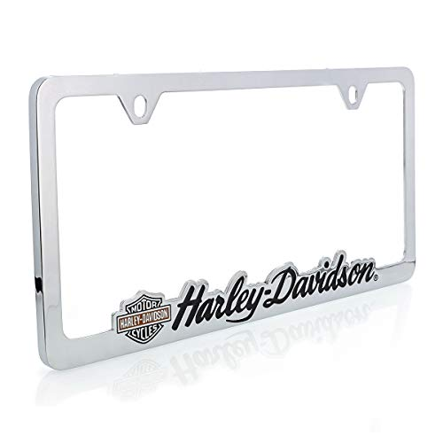 Compare Price To Harley License Plate Frame Auto