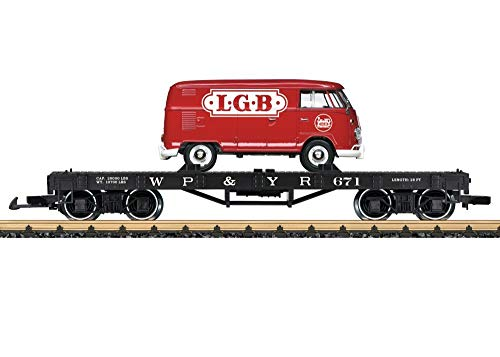 LGB 40597 Model Railway Waggon, Track G