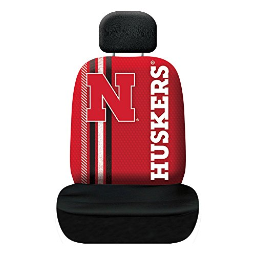 Fremont Die NCAA Nebraska Cornhuskers Rally Seat Cover by Fremont Die