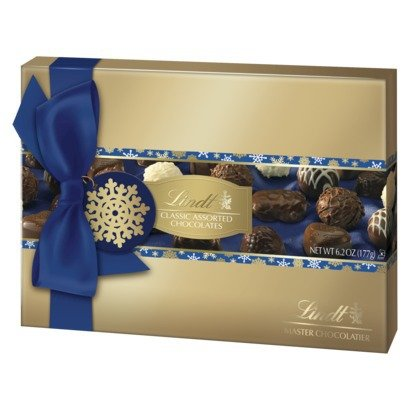 Lindt Classic Assorted Chocolates 6.2 oz