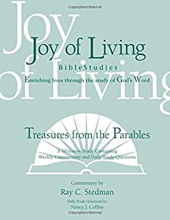 Treasures From The Parables (Joy Of Living Bible Studies)