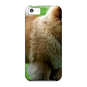 Awesome Design Animals Chow Dog Hard Case Cover For Iphone 5c