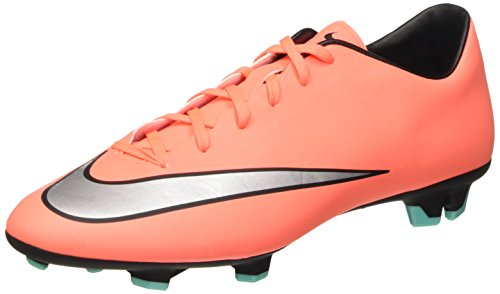 nike football cleats orange - 6