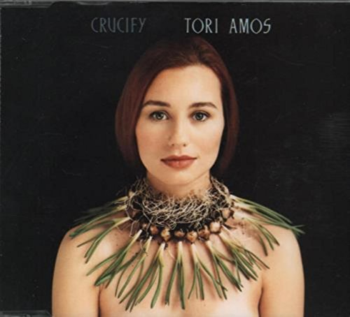AMOS, TORI - CRUCIFY (UK 4 TRACK) Uk Cd Single