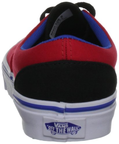 Red Blue skate Princess Era Rojo Unisex Zapatillas de Vans wvYx7qzAOv